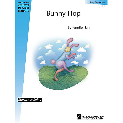 Hal Leonard Bunny Hop Piano Library Series by Jennifer Linn (Level Early Elem)