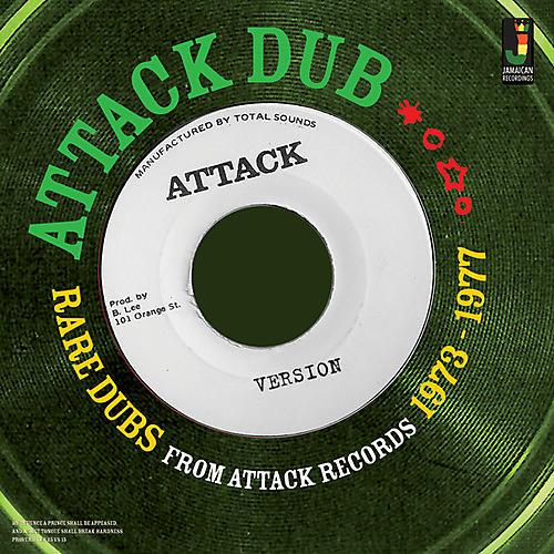 Alliance Bunny Lee - Attack Dub: Rare Dubs from Attack Records 73 / Va