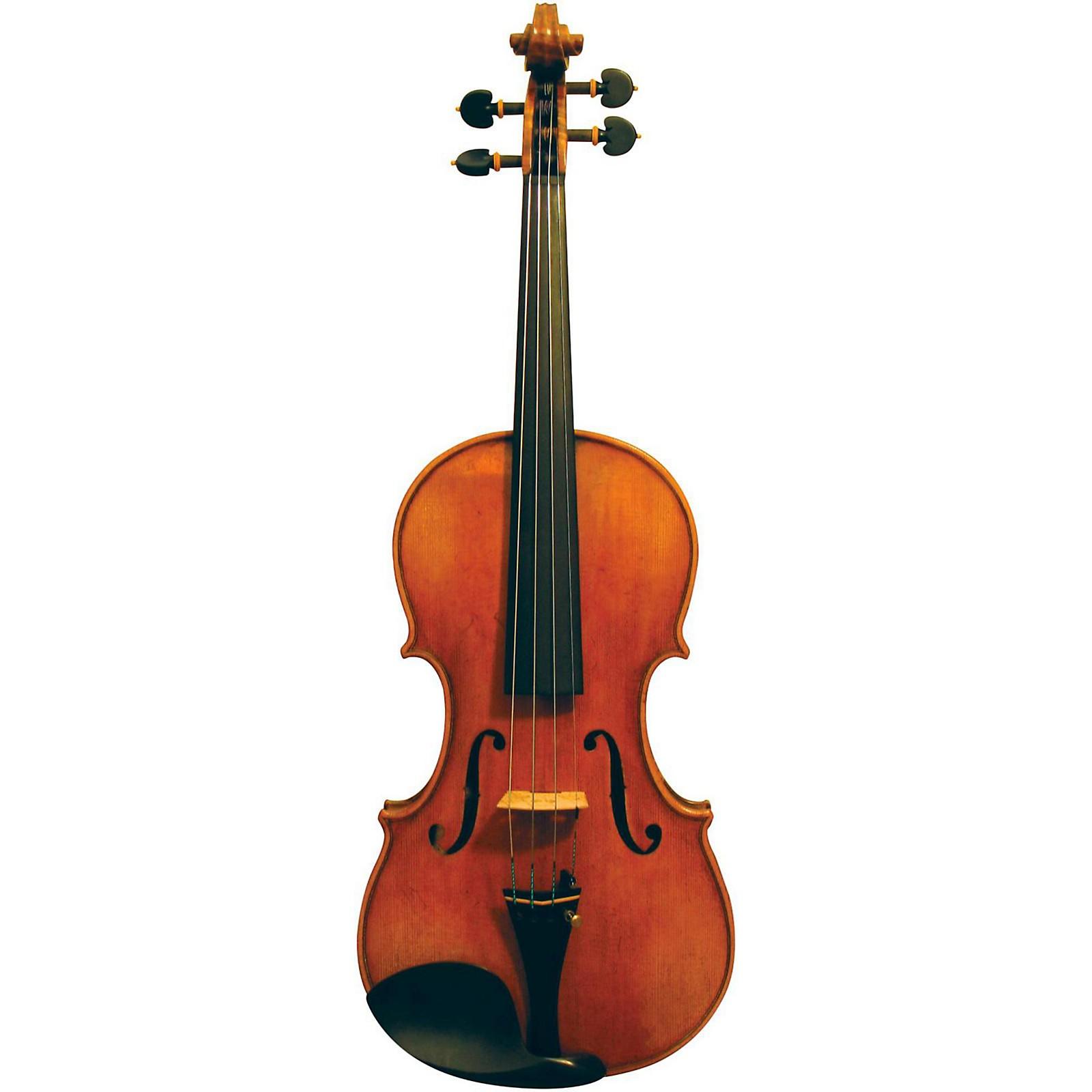 Maple Leaf Strings Burled Maple Craftsman Collection Violin