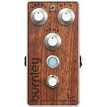 Bogner Burnley - Bubinga Distortion Guitar Effects Pedal