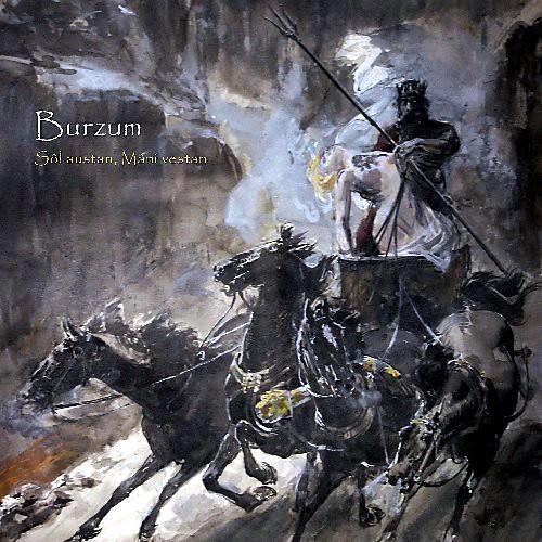 Alliance Burzum - Sol Austan Mani Vestan