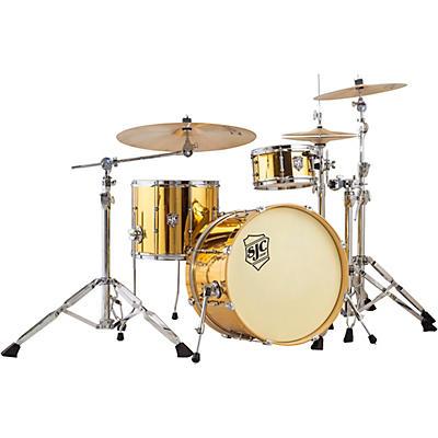 SJC Drums Busker DeVille 3-Piece Shell Pack
