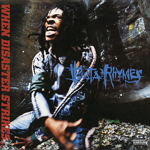 Alliance Busta Rhymes - When Disaster Strikes