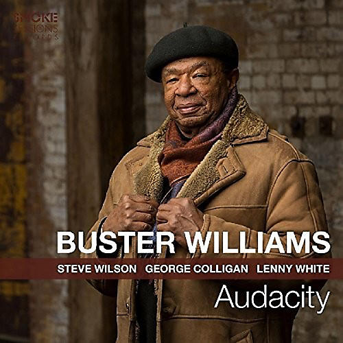 Alliance Buster Williams - Audacity