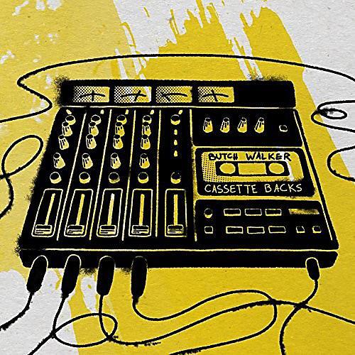 Alliance Butch Walker - Cassette Backs