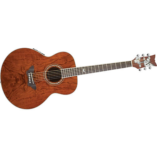 Daisy Rock Butterfly Jumbo Acoustic-Electric Guitar