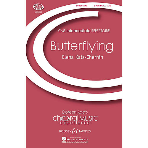 Boosey and Hawkes Butterflying 3 Part