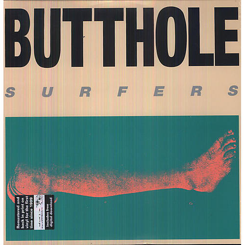Alliance Butthole Surfers - Rembrandt Pussyhorse