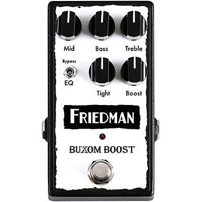 Friedman Buxom Boost Effects Pedal