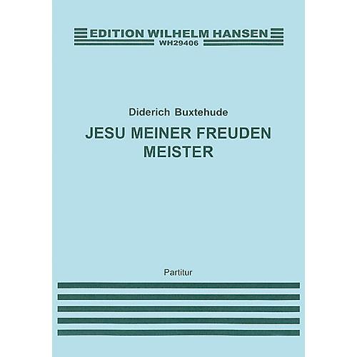 Music Sales Buxtehude, D Jesu Meiner Freiden Meister Satb/Strings/Cont (G,e) Music Sales America Series