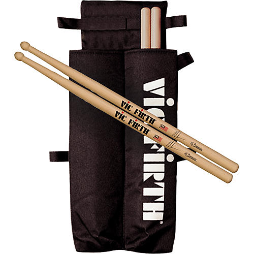 Vic Firth Buy 2-Pair SMJ Sticks Get a FREE MSBAG2