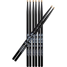 Vic Firth Buy 3 Pairs Black Extreme Drum Sticks Get 1 Pair Free