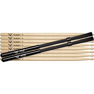 Vater Buy 4 Pairs 5A Wood Get Free Pair Whips