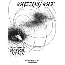 G. Schirmer Buzzing Bee (Piano Solo) Piano Solo Series