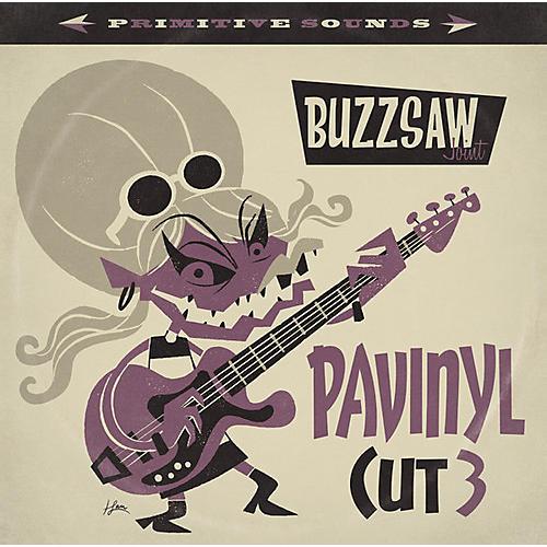 Alliance Buzzsaw Joint: Pavinyl - Cut 3 / V Arious