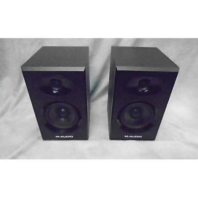 M-Audio Bx5 Graphite Pair Powered Monitors Powered Monitor