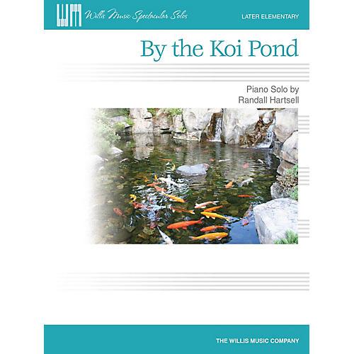 Willis music by the koi pond later elem level willis for Koi pond music