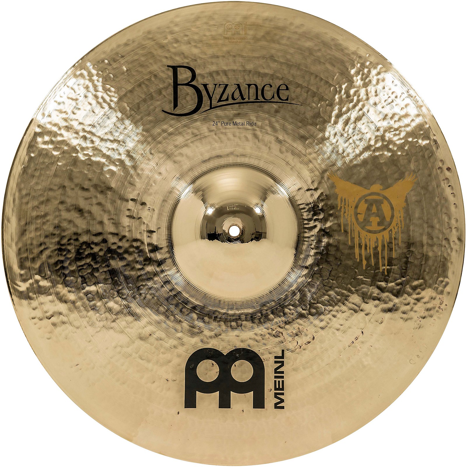Meinl Byzance Brilliant Chris Adler Signature Pure Metal Ride Cymbal