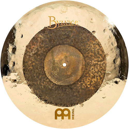 Meinl Byzance Extra Dry Dual Crash/Ride Cymbal 20 in.