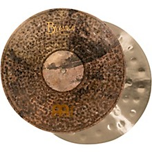 Byzance Extra-Dry Medium Hi-Hat Cymbals 16 in.