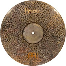 Open Box Meinl Byzance Extra Dry Thin Crash Cymbal