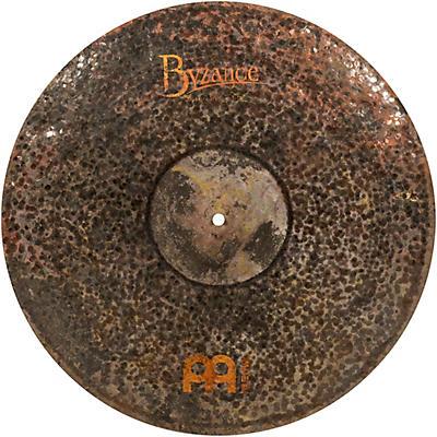 Meinl Byzance Extra Dry Thin Ride Cymbal