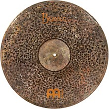 Open Box Meinl Byzance Extra Dry Thin Ride Cymbal