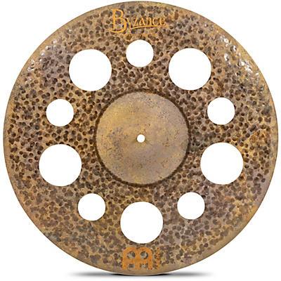 Meinl Byzance Extra Dry Trash Crash Cymbal