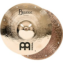 Byzance Fast Hi-Hat Brilliant Cymbals 13 in.