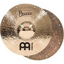 Byzance Fast Hi-Hat Brilliant Cymbals 14 in.