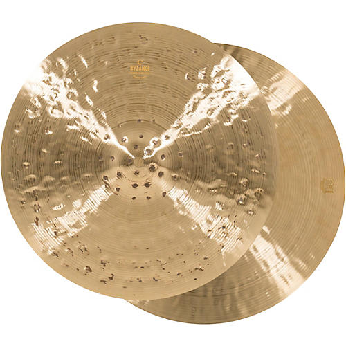 Meinl Byzance Foundry Reserve Hi-Hat Cymbal Pair