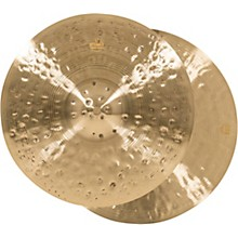 Open BoxMeinl Byzance Foundry Reserve Hi-Hat Cymbal Pair