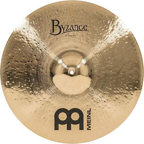 Meinl Byzance Heavy Ride Brilliant Cymbal