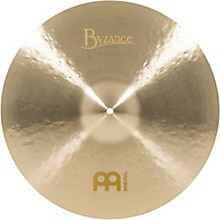 Open Box Meinl Byzance Jazz Extra Thin Crash Traditional Cymbal