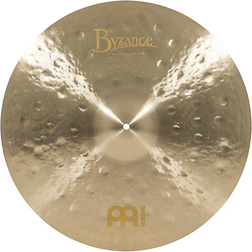 Meinl Byzance Jazz Medium Thin Ride Traditional Cymbal