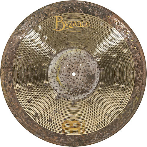 meinl byzance jazz ralph peterson signature nuance ride cymbal with rivets 21 in musician 39 s. Black Bedroom Furniture Sets. Home Design Ideas