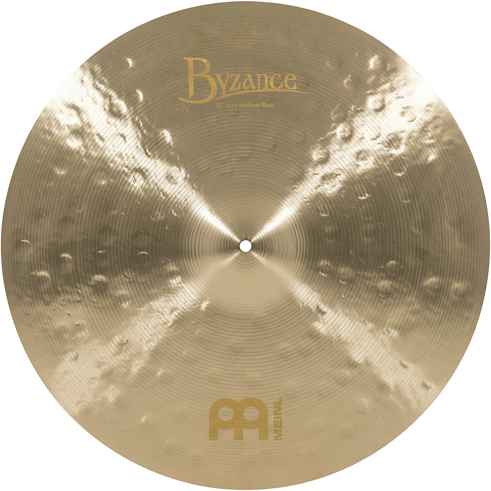 Meinl Byzance Jazz Series Medium Ride Cymbal
