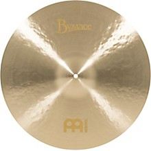 Open Box Meinl Byzance Jazz Thin Crash Traditional Cymbal