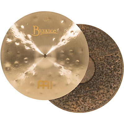 Meinl Byzance Jazz Thin Traditional Hi-Hat Cymbals