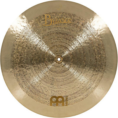 Meinl Byzance Jazz Tradition Flat Ride Cymbal