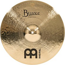 Byzance Medium Thin Crash Brilliant Cymbal 16 in.