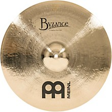 Byzance Medium Thin Crash Brilliant Cymbal 17 in.