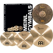 "Open Box Meinl Byzance Standard Set with Free 18"" Extra Dry Thin Crash"