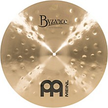 Open Box Meinl Byzance Traditional Extra Thin Hammered Crash Cymbal