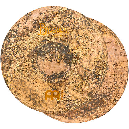 Meinl Byzance Vintage Pure Hi-Hat Cymbal Pair 15 in.