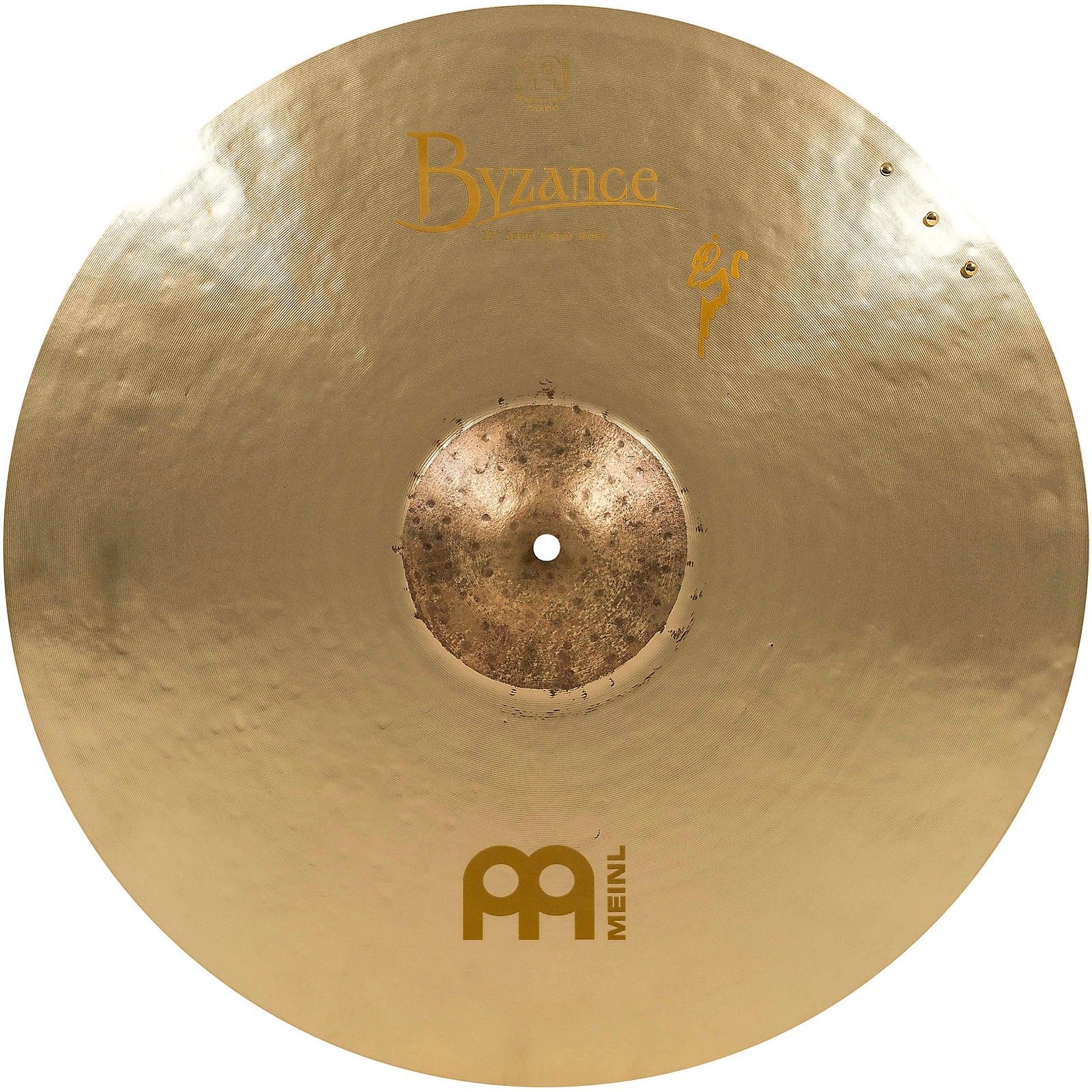 Meinl Byzance Vintage Series Benny Greb Sand Crash-Ride Cymbal