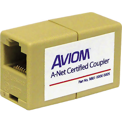 Aviom C-100 Cat-5e Cable Coupler