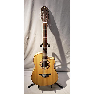 Manuel Rodriguez C 11 Cutaway Electric Neck Arce Classical Acoustic Electric Guitar