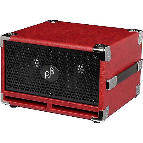 Phil Jones Bass C-2 Bass Speaker Cabinet Red