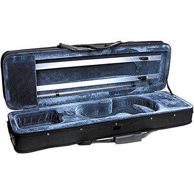 Featherweight C-3960 Deluxe Violin Case - Rectangular